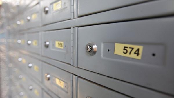 Como alugar caixa postal dos Correios
