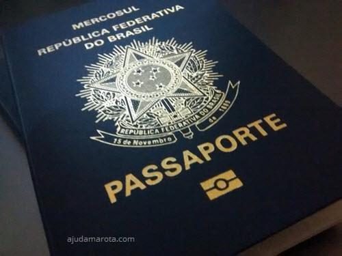Documentos necessários para fazer o passaporte