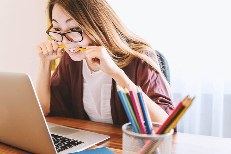 Fazer um curso de inglês online