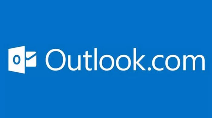 Como criar um email Outlook