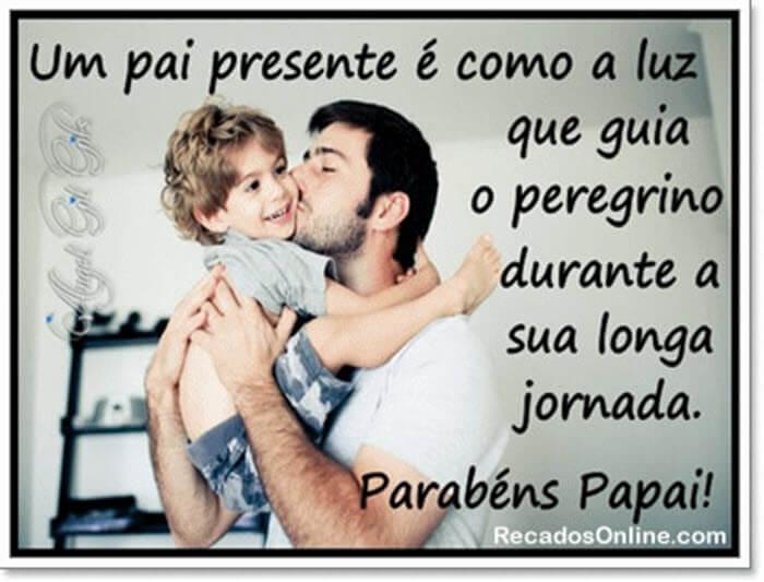 Mensagem para o dia dos Pais