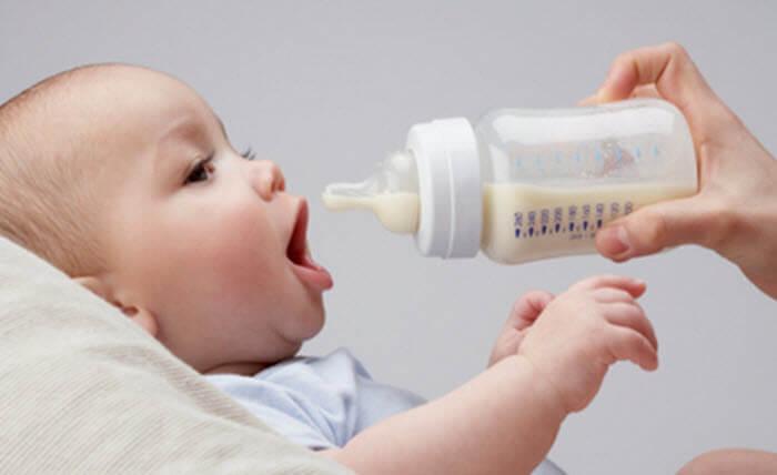 Armazenar leite materno