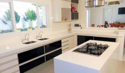 Fotos de cozinhas planejadas para inspiração
