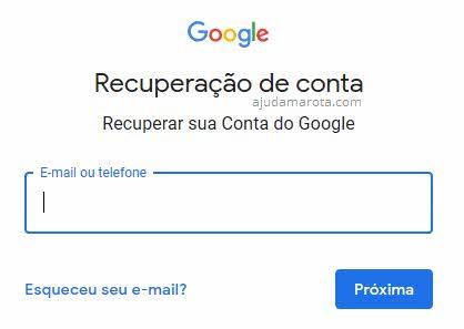 Como mudar senha do Gmail pelo celular ou PC