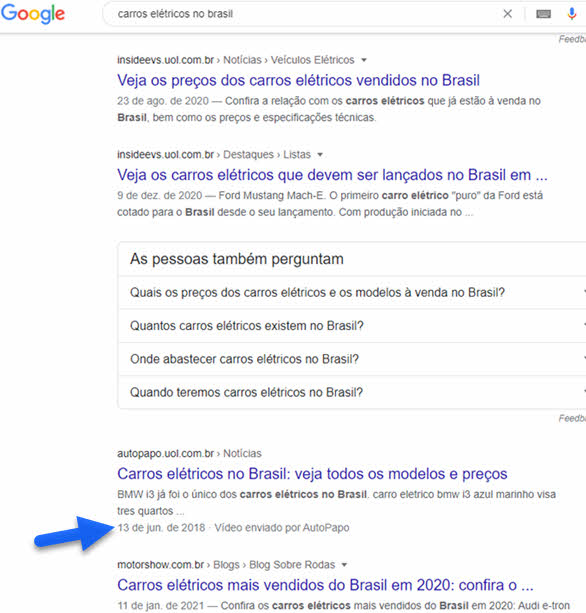 Filtrar busca no Google removendo palavras e termos