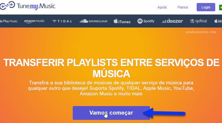 Como transferir playlists do Spotify para Apple Music