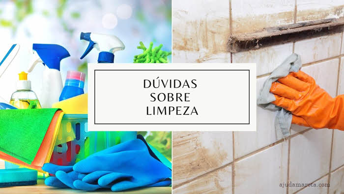 Mitos relacionados à limpeza